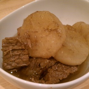 Chinese Five-Spice Braised Beef with Daikon
