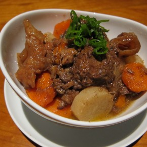 Chinese Braised Beef and Tendons