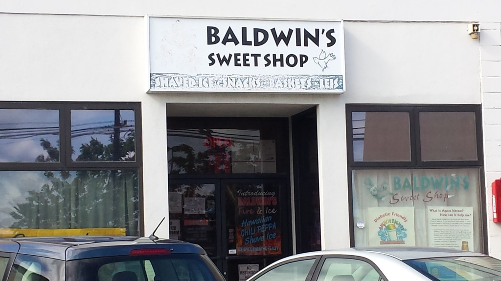 Baldwin's Sweetshop